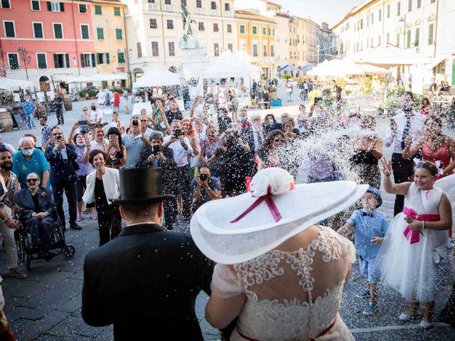 Il matrimonio di Alessandro e Romina a Sarzana, La Spezia 26
