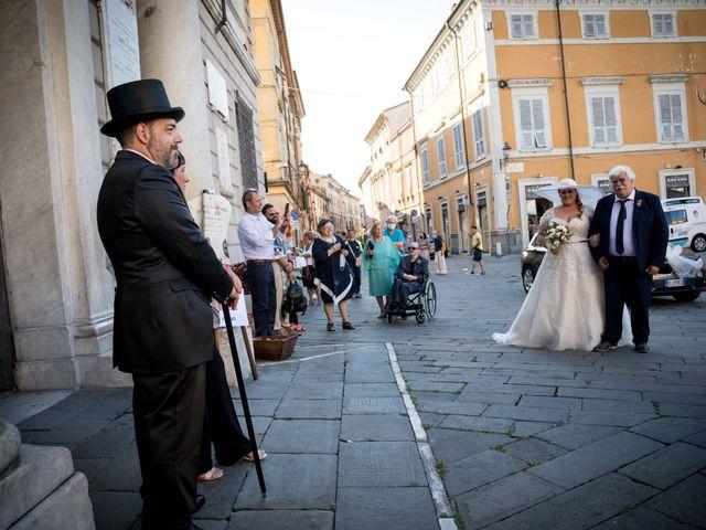 Il matrimonio di Alessandro e Romina a Sarzana, La Spezia 27