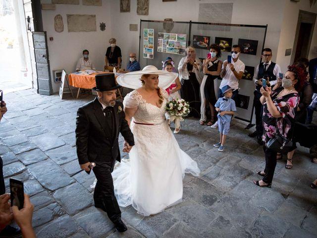 Il matrimonio di Alessandro e Romina a Sarzana, La Spezia 28