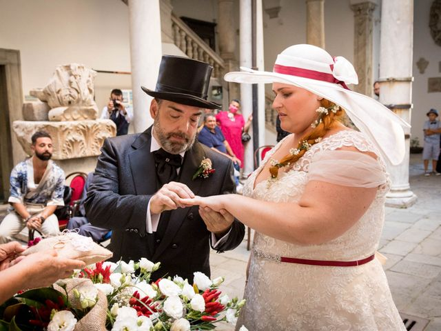 Il matrimonio di Alessandro e Romina a Sarzana, La Spezia 29