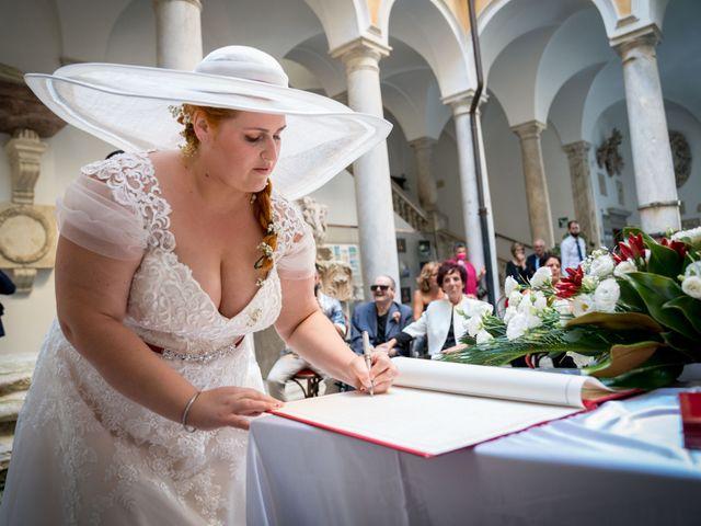 Il matrimonio di Alessandro e Romina a Sarzana, La Spezia 30
