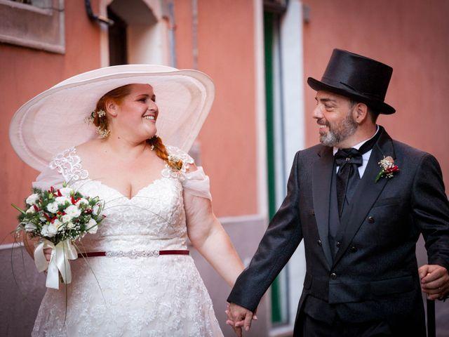 Il matrimonio di Alessandro e Romina a Sarzana, La Spezia 31