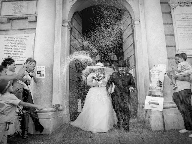 Il matrimonio di Alessandro e Romina a Sarzana, La Spezia 32