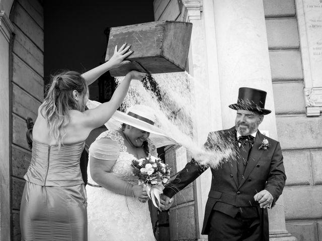 Il matrimonio di Alessandro e Romina a Sarzana, La Spezia 34