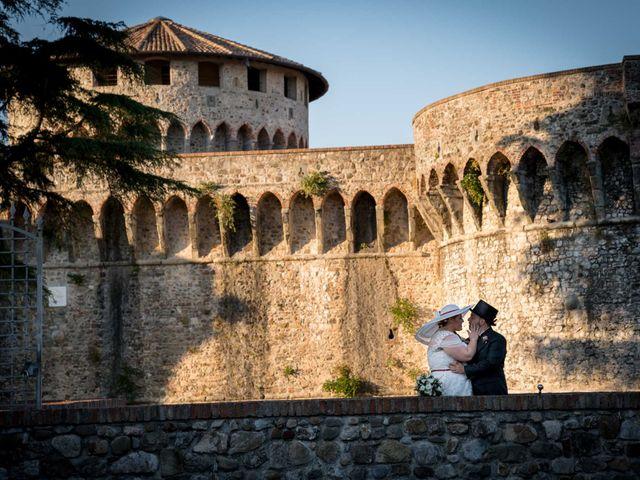 Il matrimonio di Alessandro e Romina a Sarzana, La Spezia 38