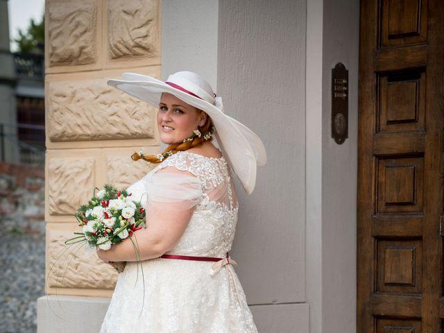 Il matrimonio di Alessandro e Romina a Sarzana, La Spezia 41