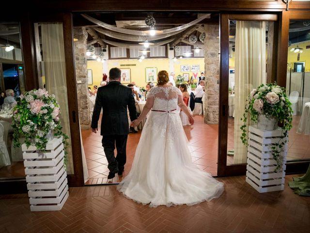 Il matrimonio di Alessandro e Romina a Sarzana, La Spezia 46