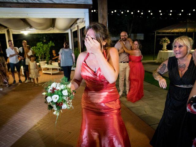 Il matrimonio di Alessandro e Romina a Sarzana, La Spezia 50