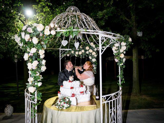 Il matrimonio di Alessandro e Romina a Sarzana, La Spezia 54