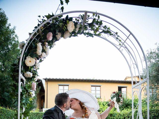 Il matrimonio di Alessandro e Romina a Sarzana, La Spezia 55