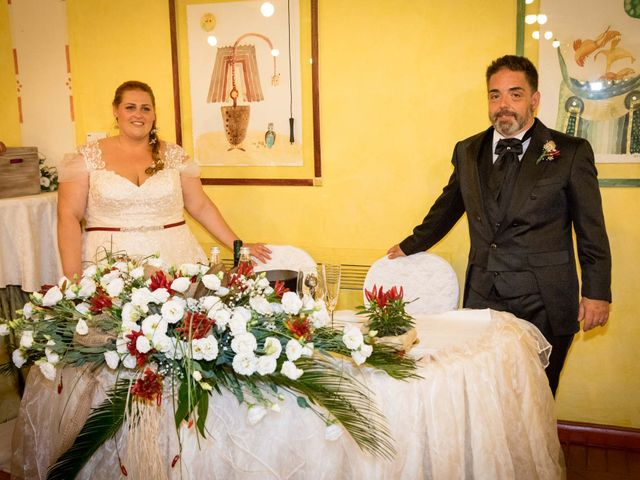 Il matrimonio di Alessandro e Romina a Sarzana, La Spezia 56