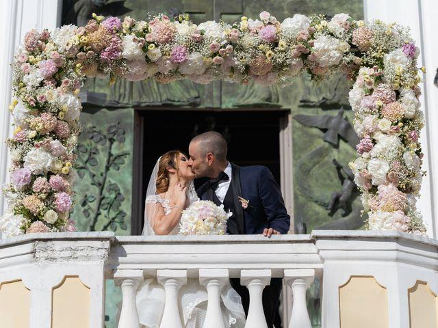 Il matrimonio di Anna e Luca a Napoli, Napoli 43
