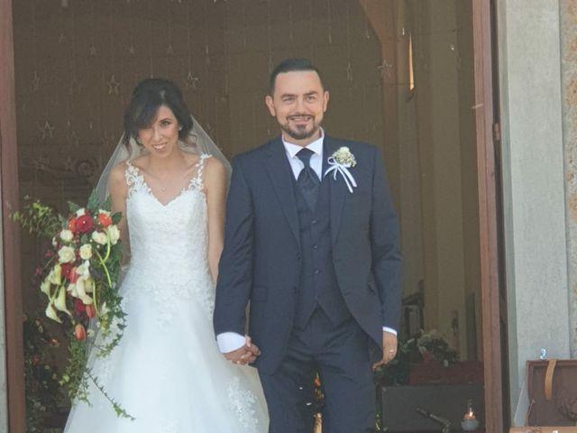 Il matrimonio di Attilio e Marta a Gallese, Viterbo 2
