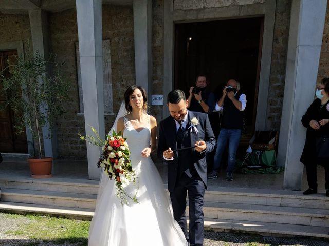 Il matrimonio di Attilio e Marta a Gallese, Viterbo 6
