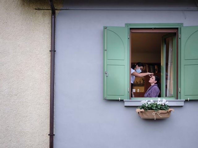 Il matrimonio di Nicola e Chiara a Chiari, Brescia 15