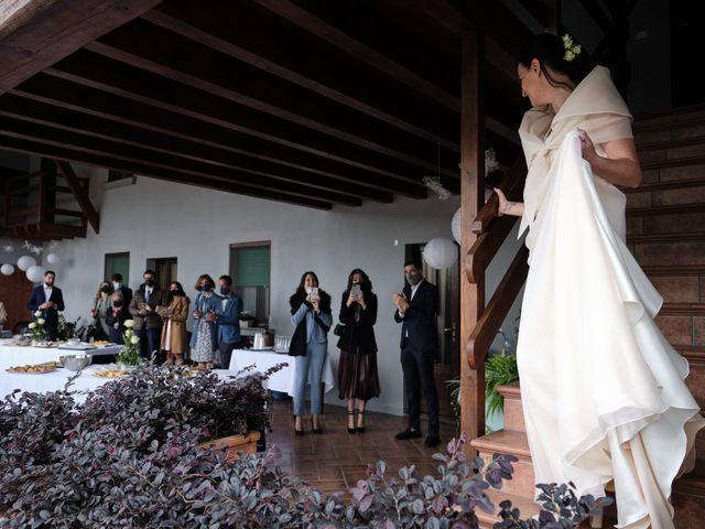 Il matrimonio di Nicola e Chiara a Chiari, Brescia 31