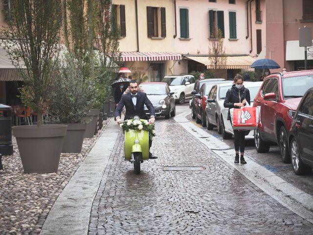 Il matrimonio di Nicola e Chiara a Chiari, Brescia 32