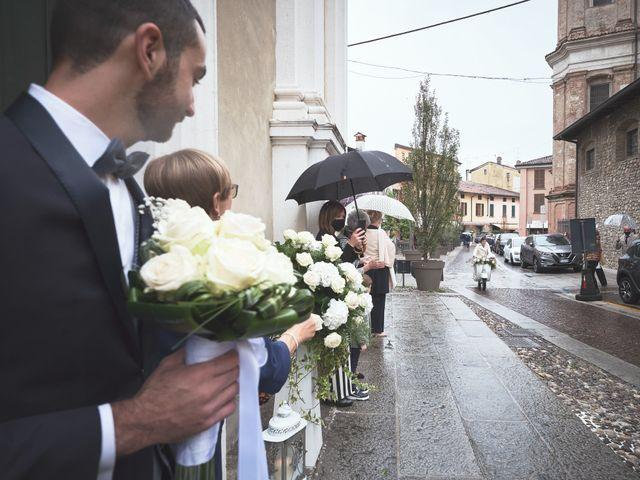 Il matrimonio di Nicola e Chiara a Chiari, Brescia 37