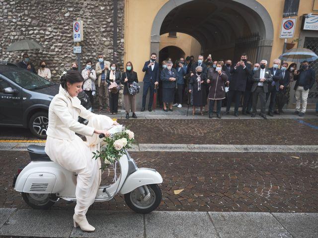 Il matrimonio di Nicola e Chiara a Chiari, Brescia 38