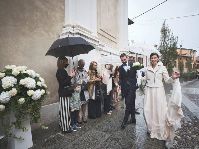 Il matrimonio di Nicola e Chiara a Chiari, Brescia 39