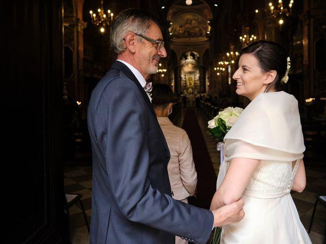 Il matrimonio di Nicola e Chiara a Chiari, Brescia 1