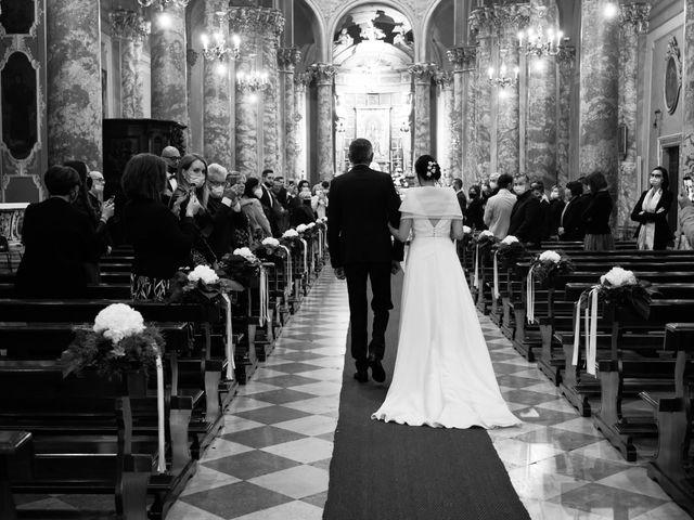 Il matrimonio di Nicola e Chiara a Chiari, Brescia 40
