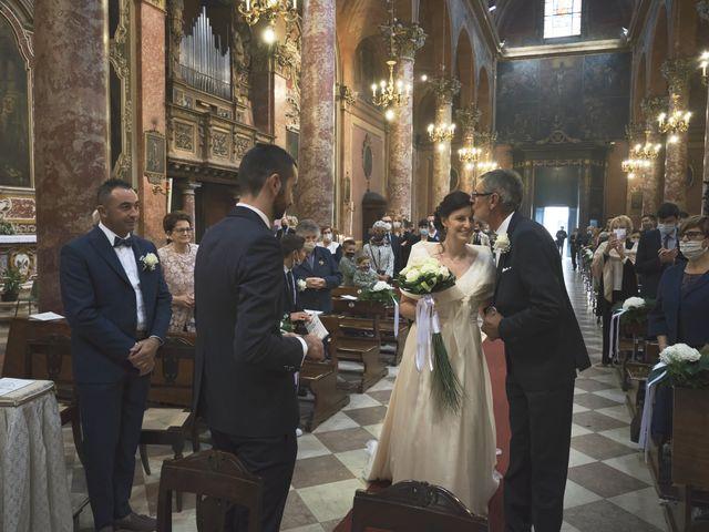 Il matrimonio di Nicola e Chiara a Chiari, Brescia 42