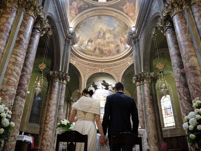 Il matrimonio di Nicola e Chiara a Chiari, Brescia 45