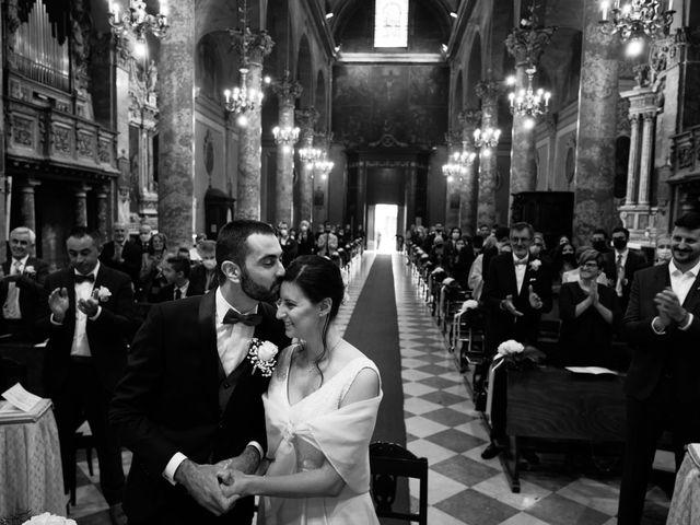 Il matrimonio di Nicola e Chiara a Chiari, Brescia 54