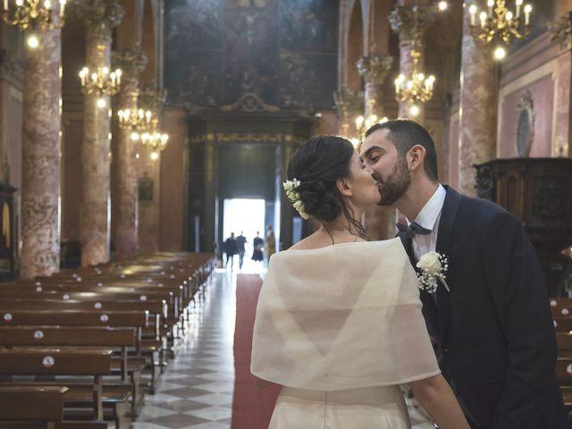 Il matrimonio di Nicola e Chiara a Chiari, Brescia 57