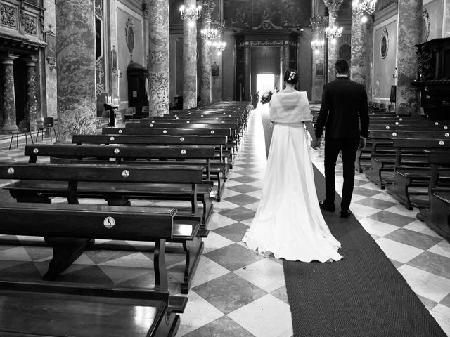 Il matrimonio di Nicola e Chiara a Chiari, Brescia 59