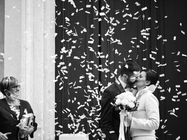 Il matrimonio di Nicola e Chiara a Chiari, Brescia 63