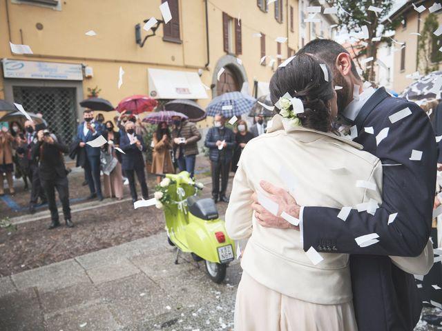 Il matrimonio di Nicola e Chiara a Chiari, Brescia 64