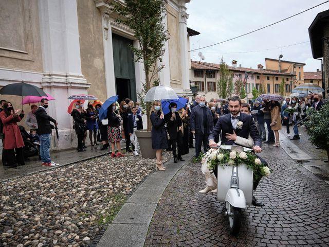 Il matrimonio di Nicola e Chiara a Chiari, Brescia 65