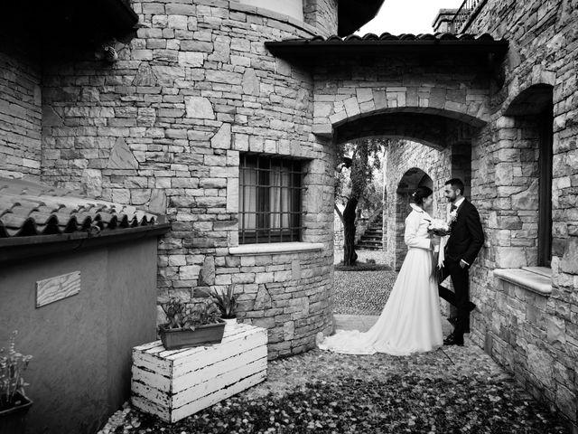 Il matrimonio di Nicola e Chiara a Chiari, Brescia 85