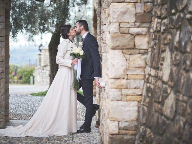 Il matrimonio di Nicola e Chiara a Chiari, Brescia 86