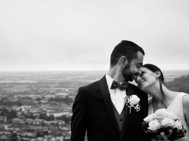Il matrimonio di Nicola e Chiara a Chiari, Brescia 91