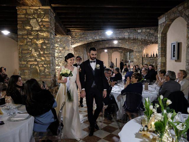 Il matrimonio di Nicola e Chiara a Chiari, Brescia 96
