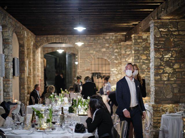 Il matrimonio di Nicola e Chiara a Chiari, Brescia 119