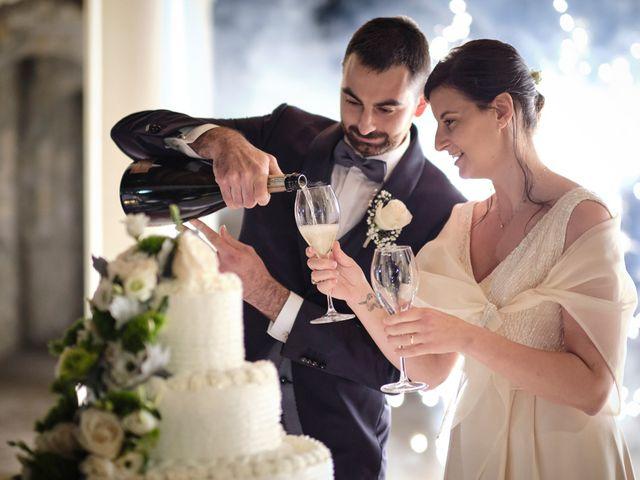 Il matrimonio di Nicola e Chiara a Chiari, Brescia 130