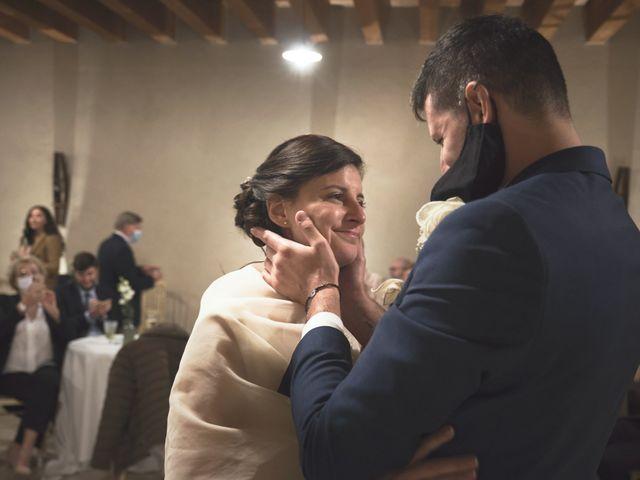 Il matrimonio di Nicola e Chiara a Chiari, Brescia 143