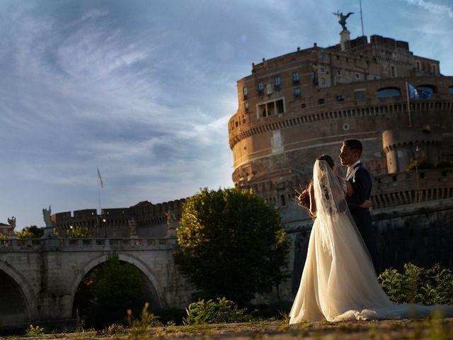 Il matrimonio di Andrea e Virginia a Roma, Roma 8