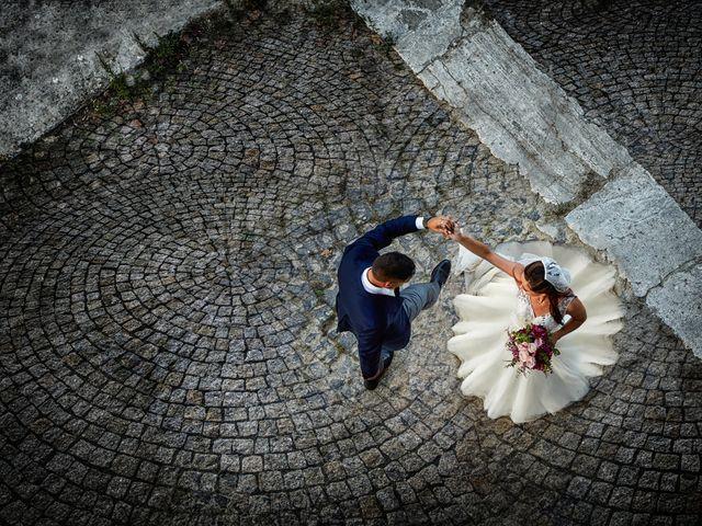 Il matrimonio di Andrea e Virginia a Roma, Roma 12