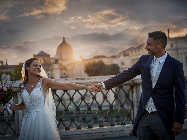 Il matrimonio di Andrea e Virginia a Roma, Roma 13