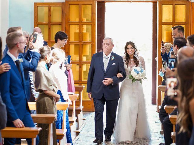 Il matrimonio di Gerardina e Alberto a Napoli, Napoli 35
