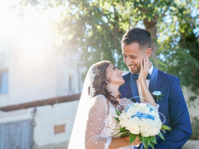 Le nozze di Alberto e Gerardina
