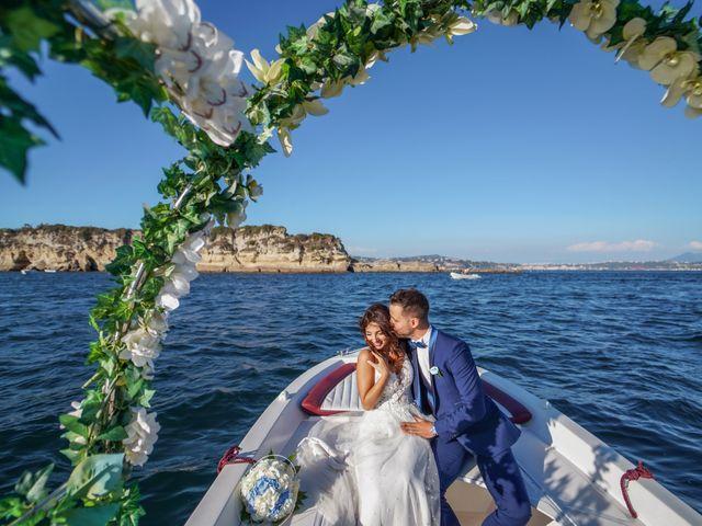 Il matrimonio di Gerardina e Alberto a Napoli, Napoli 57