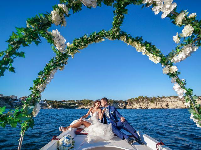 Il matrimonio di Gerardina e Alberto a Napoli, Napoli 1