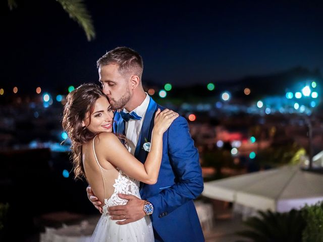 Il matrimonio di Gerardina e Alberto a Napoli, Napoli 84
