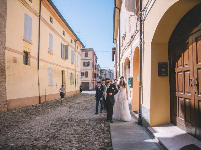 Il matrimonio di Maddalena e Michael a Correggio, Reggio Emilia 14